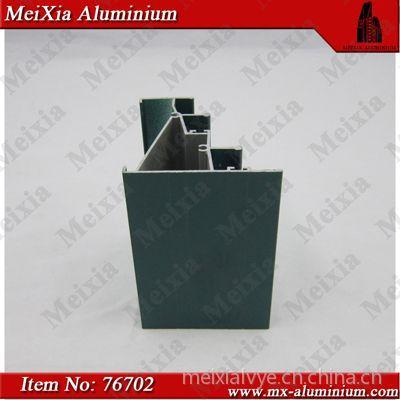 供应铝合金型材 AT8014 厂家自销 节能隔热推拉窗铝合金型材 工业铝材