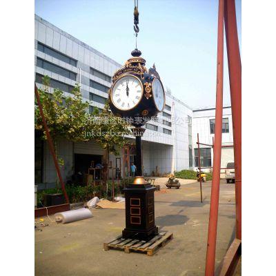 供应康巴丝牌小区景观钟 广场景观钟 大型钟表配件