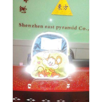 供应代理加盟加Q 1658913210 交通安全书包 电子儿童安全书包 孩子的保护神
