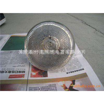 厂家生产供应优质R115 L155mm红外线平泡 浴霸取暖灯泡