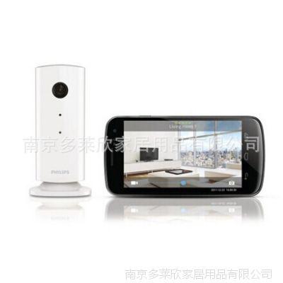飞利浦M100E 无线摄像头手机远程监控/视频网络监视器