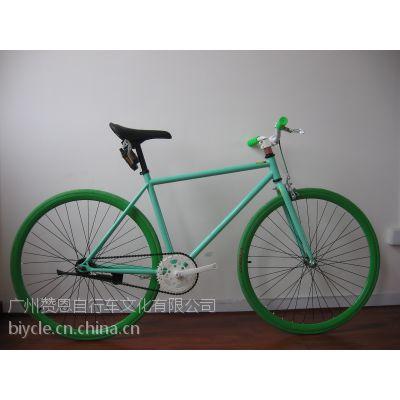 什么样的死飞自行车骑行姿势才是正确的呢 广州自行车厂