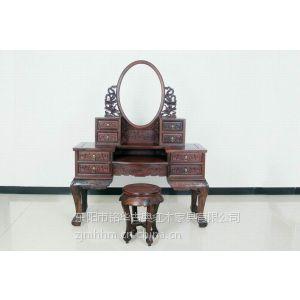 供应梳妆台红木家具古典家具卧室家具广州红木家具专卖