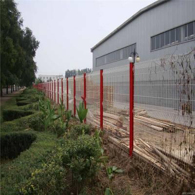 旺来新疆铁路护栏网 高速围栏网 道路防护网