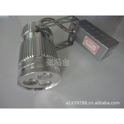 供应LED轨道灯 专业生产室内灯具 户外工程灯具 导轨灯3W