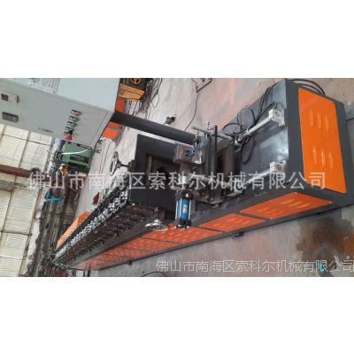 供应瓷砖封口阳角线生产线,瓷砖阳角线成型机组 专业生产