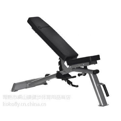 乔山ADONIS多功能训练椅调节式哑铃椅