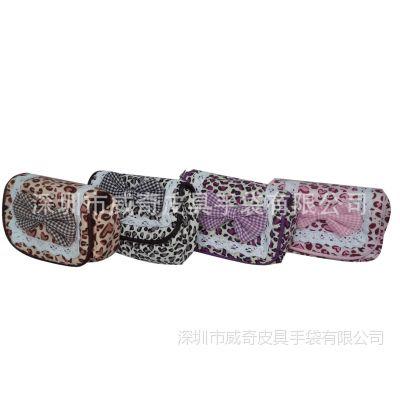 威奇厂家直销印花纯棉布小包包/清纯淑女包/女士零钱包批发现货供应
