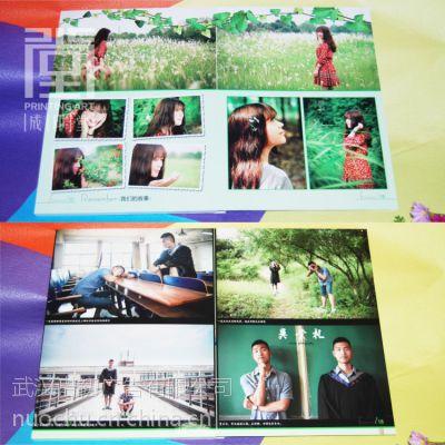 供应武汉【毕业纪念册】包邮影集同学录照片书相册DIY设计定制做