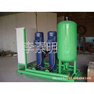 供应河北石家庄山东浙江上海环保设备原水处理设备恒压变频供水设备