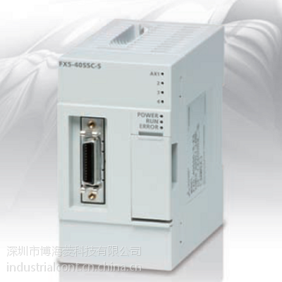 新品上市FX5-40SSC-S三菱PLC简易运动控制器模块厂家合作