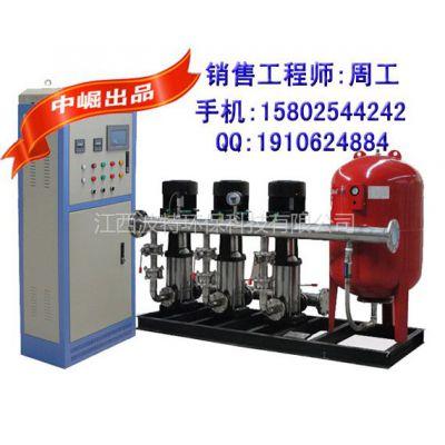 供应南昌生活恒压变频设备,南昌无负压生活给水泵组控制原理
