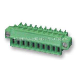 供应原装进口PHOENIX CONTACT - MC 15/ 3-STF-35 - 接线端子块 PCB