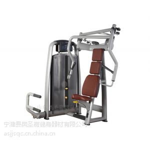 供应高档健身房系列专用—奥圣嘉坐姿推胸训练器