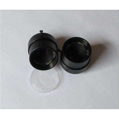 供应上饶泰华 安防 F1.2红外16mm 监控镜头 光学镜头 摄像机镜头
