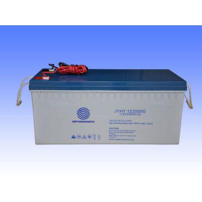 供应供应太阳能风能发电系统专用胶体蓄电池