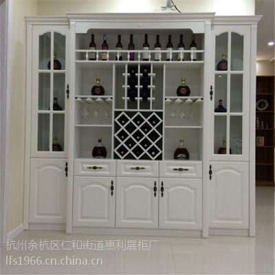 杭州意米娅家具来样定做北欧/宜家米白EM1102板式衣柜定制款式多样