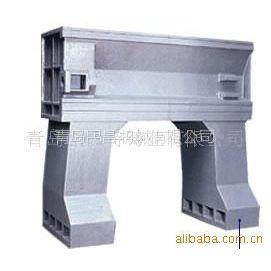 供应门型立式加工中心机铸件
