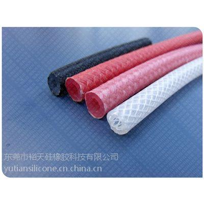 供应广东编织硅胶管生产工厂