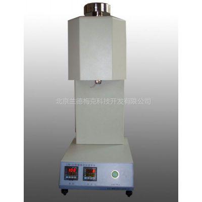 供应LDR-33熔体流动速率仪