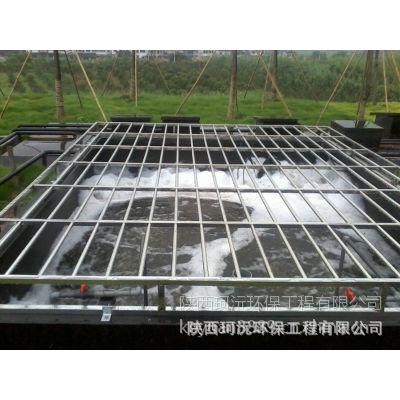 陕西西安汉中城镇污水处理及设备安装