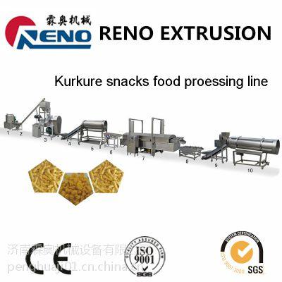 霖奥机械销售玉米膨化机型号RNSLG