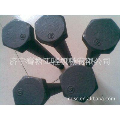 济宁青松工程机械供应小松挖掘机配件配重螺栓