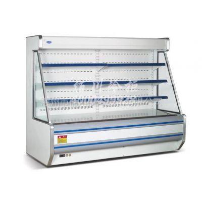 供应【厂家特供】佰川PFG-20立式连体机组2米敞开风冷冷藏展示柜