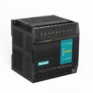 供应国产PLC 海为Haiwell混合型16点晶体管输出主机S16M2T