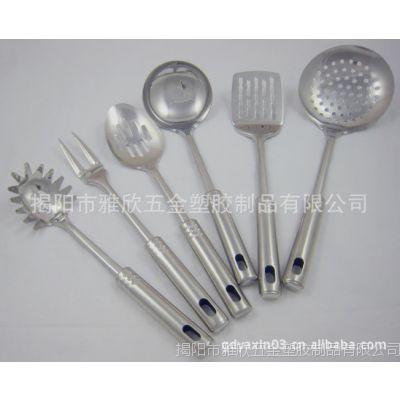 揭阳厂家直销 不锈钢烹饪用品 厨房用品 厨具六件套 YX1053