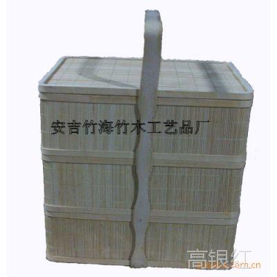 厂家直销 竹篮 水果篮 月饼篮 土特产包装篮