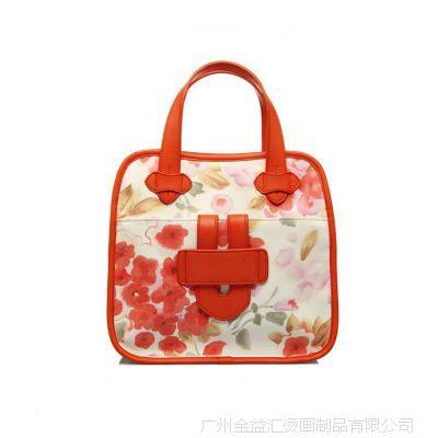 广州烫画领跑厂家直供女包烫画 时尚潮流 牢度强 可免费提供样品