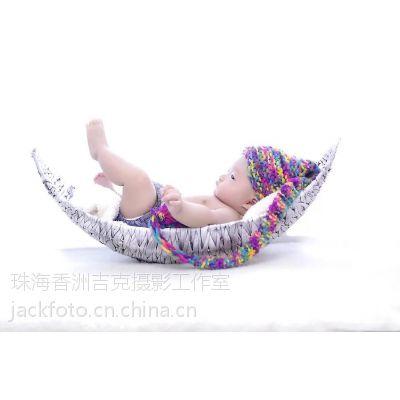 珠海儿童摄影满月照周岁照百日照上门照-珠海杰克摄影吉克摄影