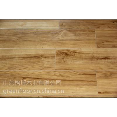 """供应12mm""""格瑞""""强化复合地板 适用地暖 大亚基材"""