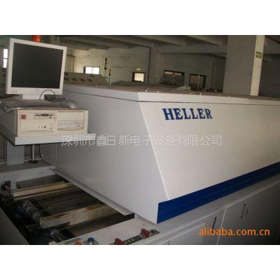 供应八温区带导轨HELLER回流焊接机