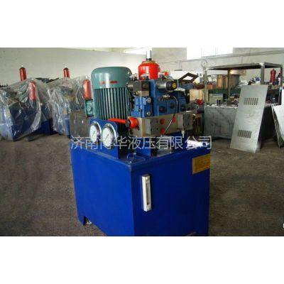 供应专业设计生产切纸机液压系统
