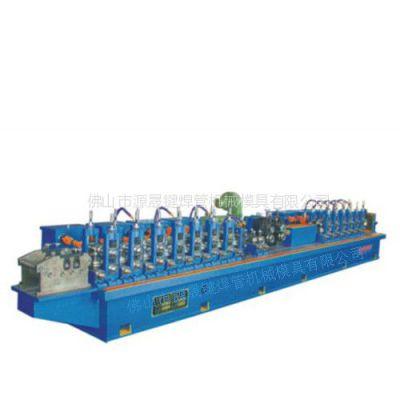 供应佛山Ф45高频直缝焊管机组,不锈钢焊管设备厂家,焊管机械