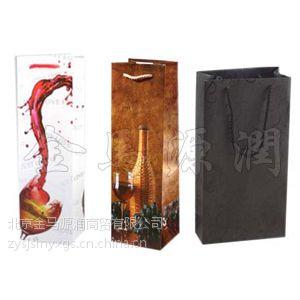 新款彩色PP红酒袋(酒盒现货,酒桶,木箱,皮盒,酒)