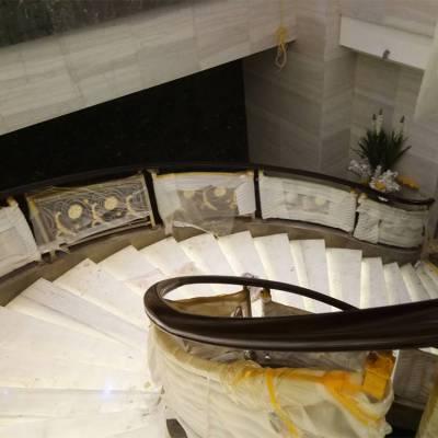 酒店装饰铝艺雕花护栏 溢升新款式楼梯护栏用材决定品质