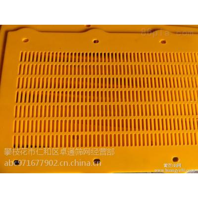 厂家量身定制云南丽江冶金工矿专用的不锈钢筛网、聚氨酯筛网、高锰钢筛网