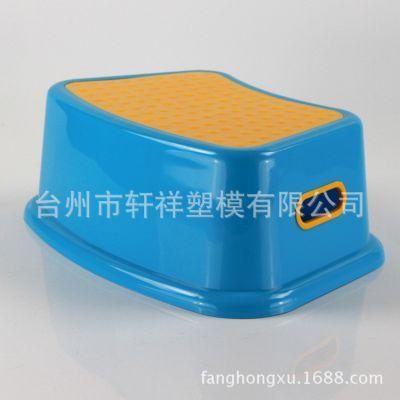 塑料板凳凳子 熟胶加厚厂家批发方凳 塑料加厚钢琴垫脚凳儿童