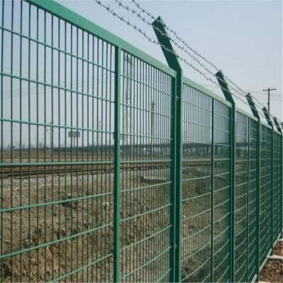 工厂围栏 浸塑防护网 工地围挡网