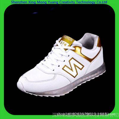 供应销售各种尺寸LED蓝牙来电闪发光鞋电话来电闪发光球鞋