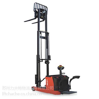 供应全电动叉车 前移式电动液压叉车 配重是电动堆高机