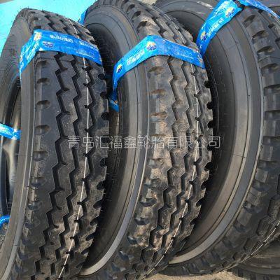 供应安耐特全钢卡车轮胎8.25R20