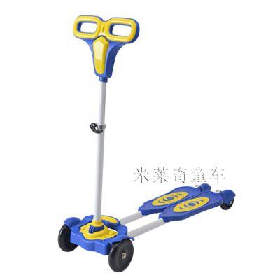 供应米莱奇童车蛙式滑板车(详情咨询)