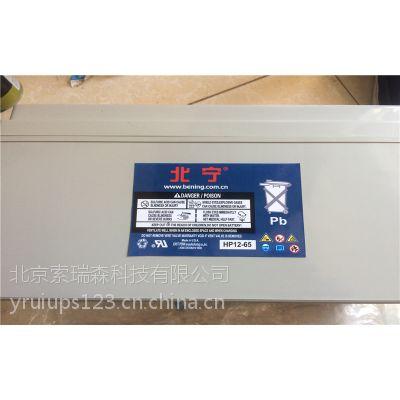 北宁蓄电池DFS1000厂家报价