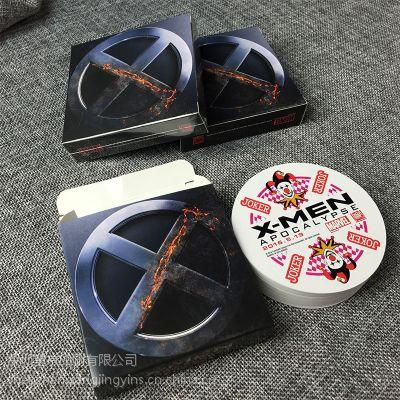 电影宣传扑克牌 香港电影X-MEN宣传扑克牌 广告扑克牌定制礼品扑克 铜版纸扑克牌