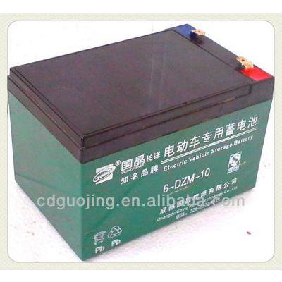 供应电动车电池12V 12AH
