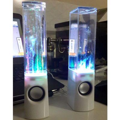 供应水舞音箱1代  正品飞碟客音箱  水晶音箱    喷泉音响